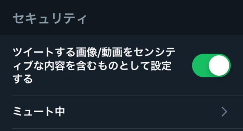【Twitter】ツイートがセンシティブになる原因と解除方法